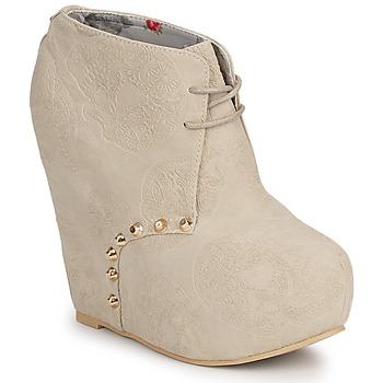 68fbd1b9 Diccionario de calzado. Zapato plataforma